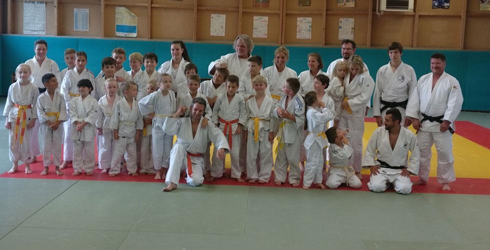 Bienvenue au Judo Club Obernai
