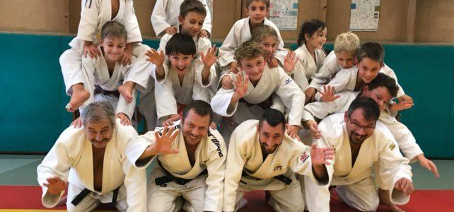 Venez tester le judo